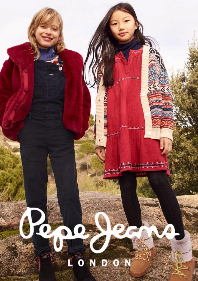 Catálogo Pepe Jeans ( 17 días más )