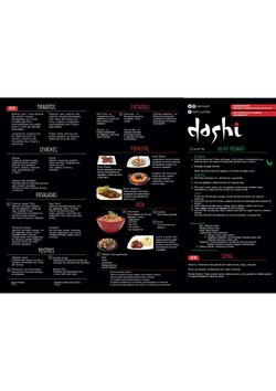 Ofertas de Restaurantes en el catálogo de Dashi ( Publicado ayer)