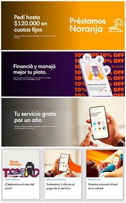 Catálogo Tarjeta Naranja ( Más de un mes)
