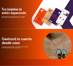 Catálogo Tarjeta Naranja ( 6 días más)