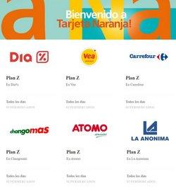 Ofertas de Bancos y Seguros en el catálogo de Tarjeta Naranja ( 3 días más)