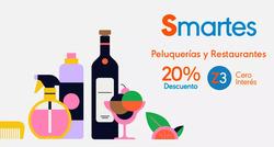Ofertas de Bancos y seguros  en el folleto de Tarjeta Naranja en Gualeguay