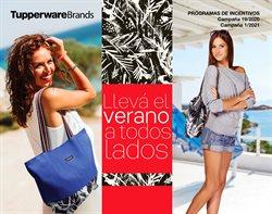 Catálogo Tupperware en Florencio Varela ( Más de un mes )