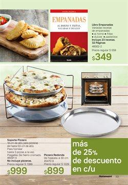Ofertas de Empanada en Tupperware