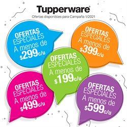Ofertas de Muebles y Decoración en el catálogo de Tupperware en Quilmes ( 12 días más )