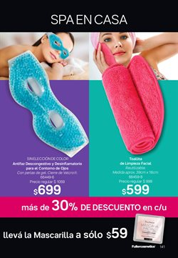 Ofertas de Spa en Tupperware