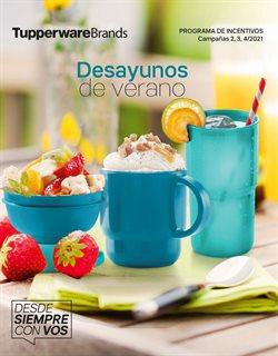 Catálogo Tupperware en La Paternal ( 19 días más )