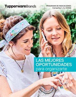 Catálogo Tupperware en La Paternal ( 17 días más )