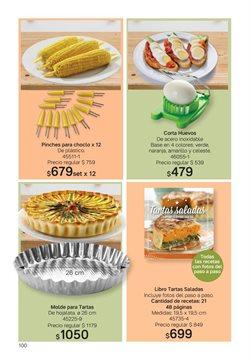 Ofertas de Tartas en Tupperware