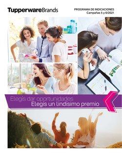 Ofertas de Muebles y Decoración en el catálogo de Tupperware en Lomas de Zamora ( Más de un mes )