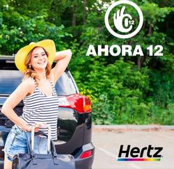Cupón Hertz ( 9 días más )