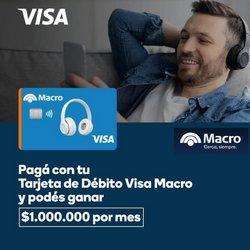 Catálogo Banco Macro ( 29 días más)