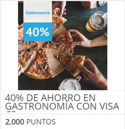 Ofertas de Banco Macro  en el folleto de Puerto Iguazú