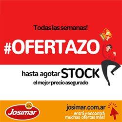 Catálogo Josimar en Buenos Aires ( Caducado )
