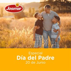 Ofertas de Hiper-Supermercados en el catálogo de Josimar ( Publicado hoy)