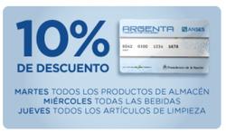 Ofertas de Josimar  en el folleto de Buenos Aires