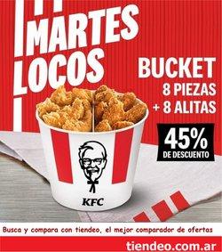 Ofertas de KFC en el catálogo de KFC ( Vencido)