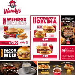 Ofertas de Wendy's en el catálogo de Wendy's ( 8 días más)