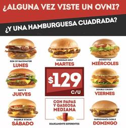 Ofertas de Wendy's  en el folleto de Buenos Aires