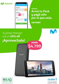 Ofertas de Movistar  en el folleto de Neuquén