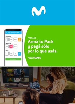 Ofertas de Movistar  en el folleto de Rafaela