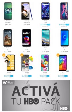 Ofertas de Alcatel en Movistar