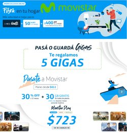 Catálogo Movistar ( Vencido)