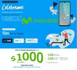 Ofertas de Movistar en el catálogo de Movistar ( 9 días más)