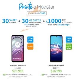 Ofertas de Electrónica y Electrodomésticos en el catálogo de Movistar ( 5 días más)