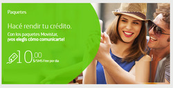 Ofertas de La Barraca Mall  en el folleto de Movistar en Buenos Aires