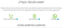 Cupón Movistar ( 2 días más )