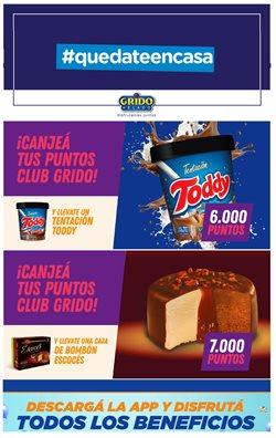 Catálogo Grido Helado en Junín (Buenos Aires) ( Más de un mes )