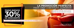 Ofertas de Bancos y seguros  en el folleto de ACA en Mendoza