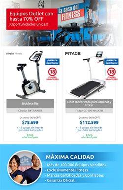 Catálogo La Casa del Fitness ( Caducado )