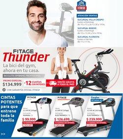 Ofertas de La Casa del Fitness en el catálogo de La Casa del Fitness ( Vencido)