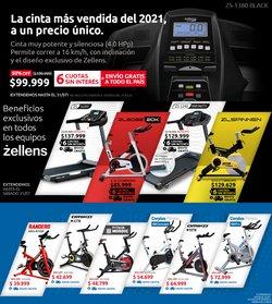 Ofertas de Deporte en el catálogo de La Casa del Fitness ( Publicado ayer)