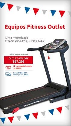 Ofertas de Deporte en el catálogo de La Casa del Fitness ( Vence mañana)