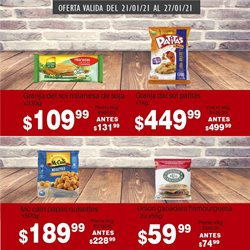 Ofertas de Table's en El Abastecedor