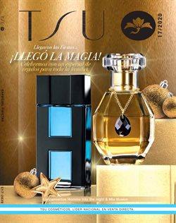 Ofertas de Perfumería y Maquillaje en el catálogo de Tsu Cosméticos en El Jagüel ( Más de un mes )