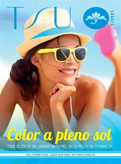 Ofertas de Perfumería y Maquillaje en el catálogo de Tsu Cosméticos en Comodoro Rivadavia ( 6 días más )