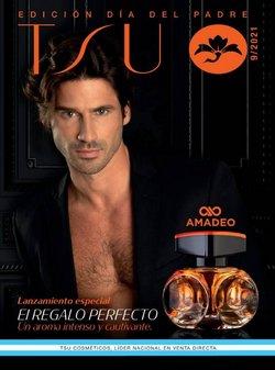Ofertas de Perfumería y Maquillaje en el catálogo de Tsu Cosméticos ( 12 días más)