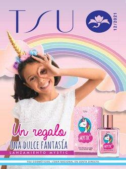 Ofertas de Perfumería y Maquillaje en el catálogo de Tsu Cosméticos ( 7 días más)