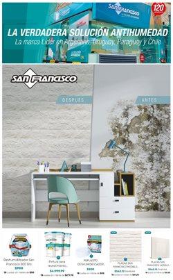Ofertas de Placas San Francisco en el catálogo de Placas San Francisco ( Vencido)