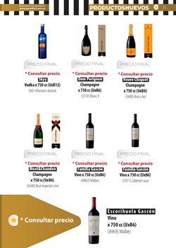 Ofertas de Champagne en Parodi