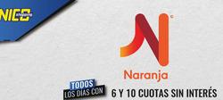 Cupón Nico Shopping en La Paternal ( 17 días más )