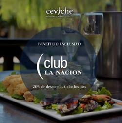 Ofertas de Restaurantes  en el folleto de Ceviche en Castelar