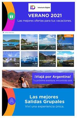 Ofertas de Viajes en el catálogo de Interturis en Necochea ( 13 días más )