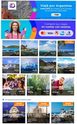 Ofertas de Viajes en el catálogo de Interturis en Avellaneda (Buenos Aires) ( 3 días más )