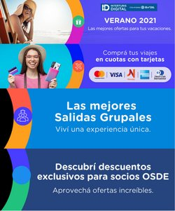 Ofertas de Viajes en el catálogo de Interturis en Buenos Aires ( Publicado hoy )