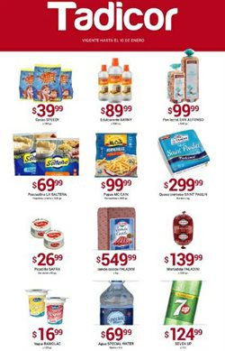 Catálogo Supermercados Tadicor ( Caducado )